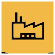 LED svítidla pro průmysl a sklady