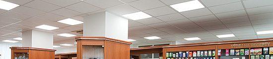 jednoduchá LED svítidla