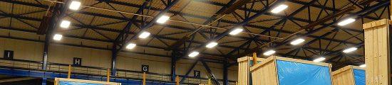 LED svitidla hi-bay